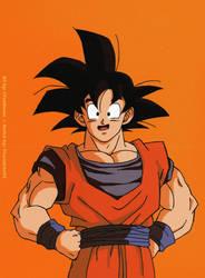 Son Goku fanposter