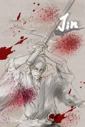 Samurai Champloo-JIN- by snwbird
