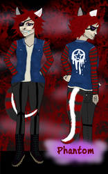 Phantom - Creature Contest by Moriyasu215