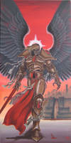 Sanguinius - Primarch of the Blood Angels
