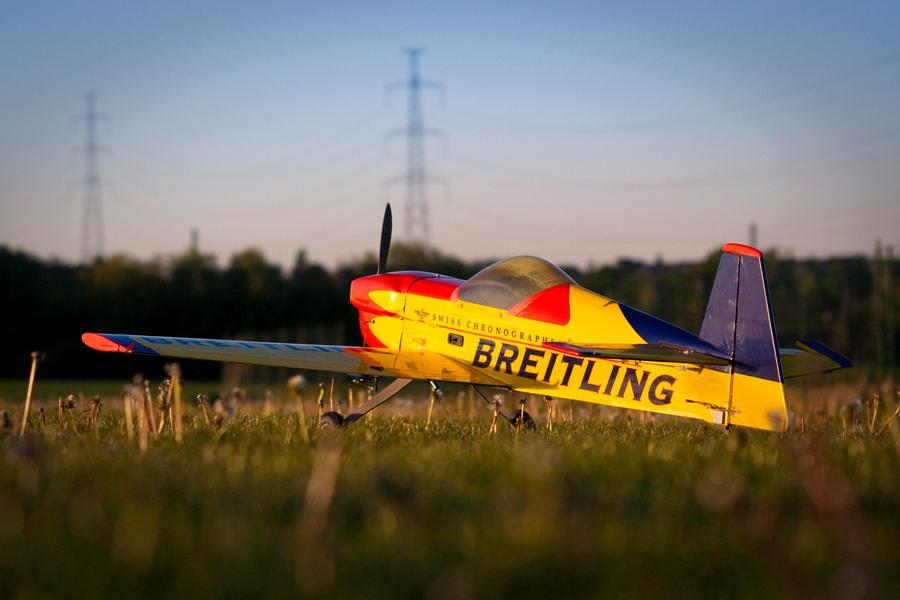 Breitling Plane