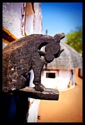 Horse by abhimanyughoshal