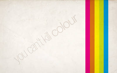 You Can't Kill Colour by abhimanyughoshal