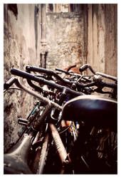Bicycles by abhimanyughoshal
