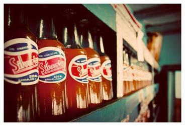 Silvertop Orange Soda by abhimanyughoshal