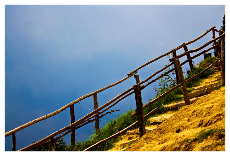 Stairway to Somewhere by abhimanyughoshal