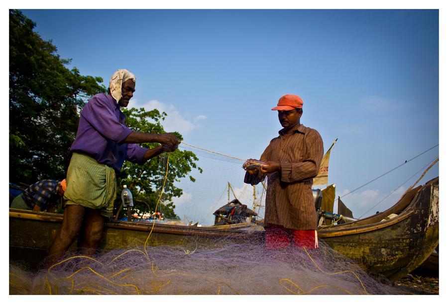 Fishermen by abhimanyughoshal