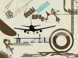 Destination: Away - AG remix by abhimanyughoshal