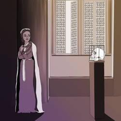Ellaria Sand and Gregor Clegane
