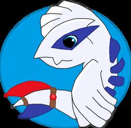 Lugia Logo by superdarklugia