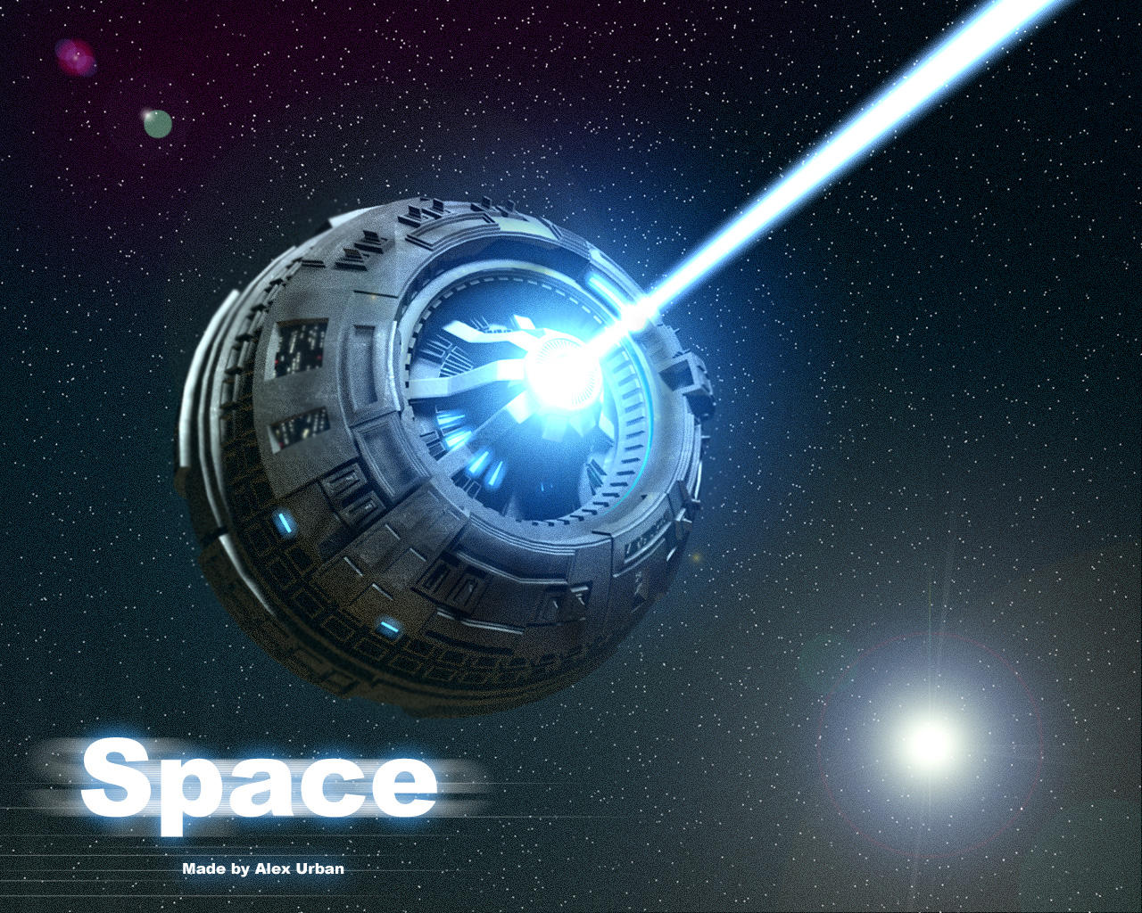 Space by surbaale