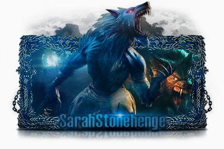 Wolfman - Sign Modelada