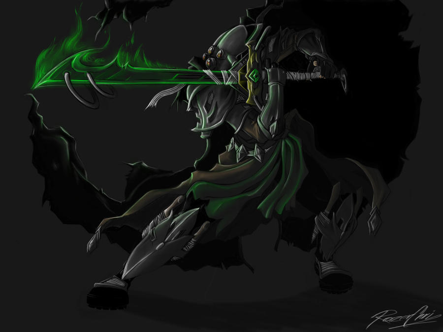 Master Yi by RazerChris