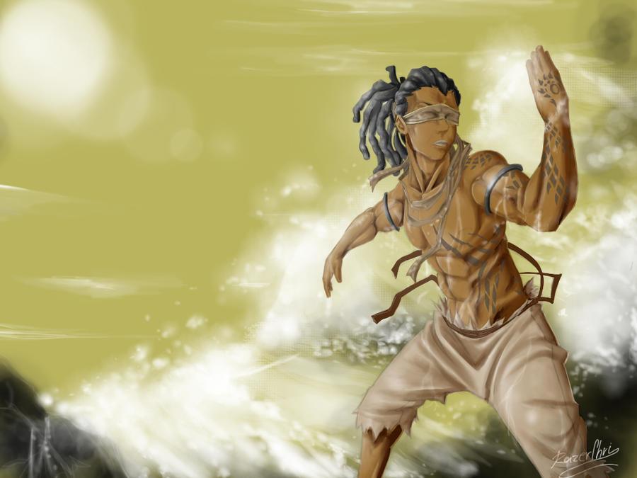 Capoeira Lee by RazerChris