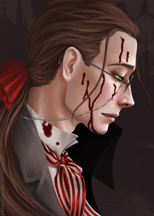 Grell the Ripper by satanaya