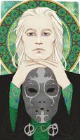 Malfoy by satanaya