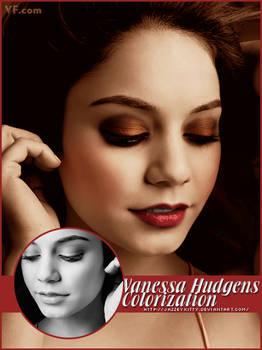 Vanessa Hudgens Colorization
