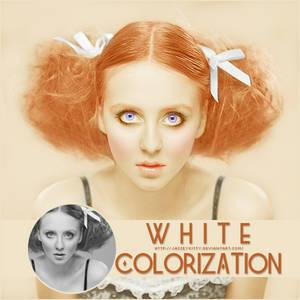 White Colorization