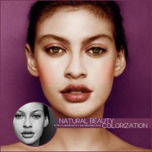 Natural Beauty Colorization