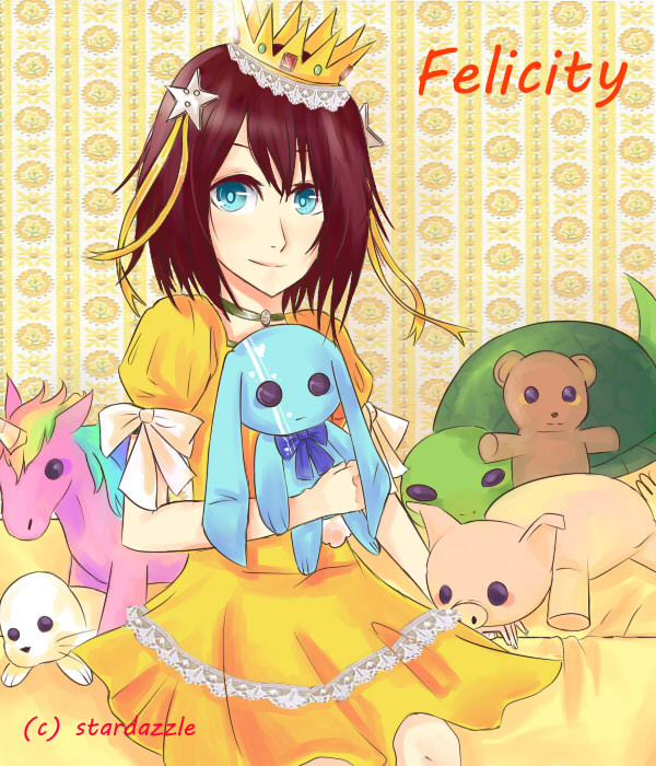 Art Request: Felicity by ReverseMirror
