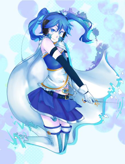 Blue by ReverseMirror