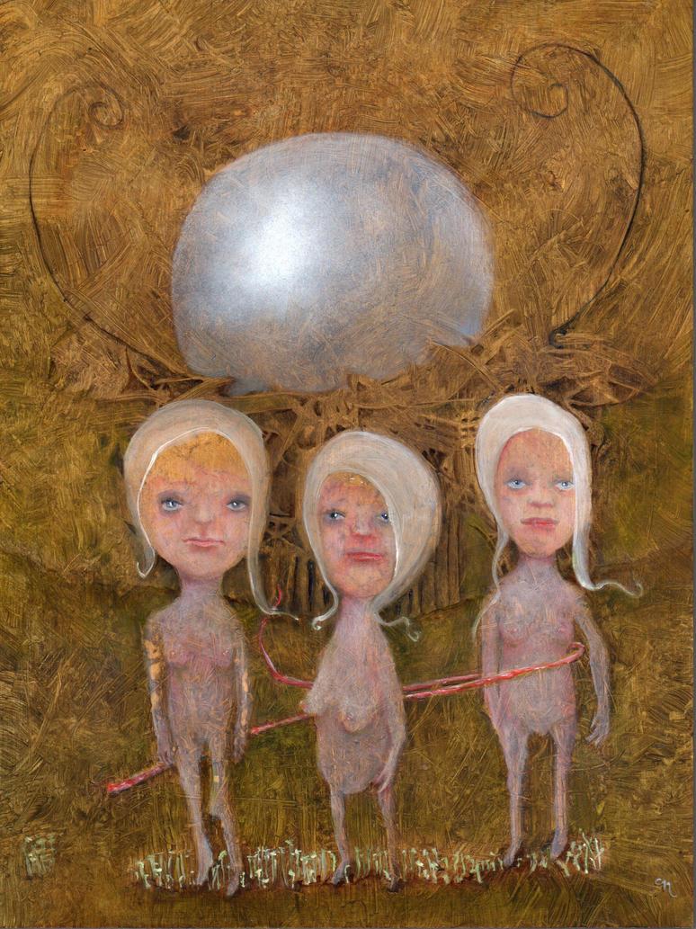 Three Graces ? by chris10belgium