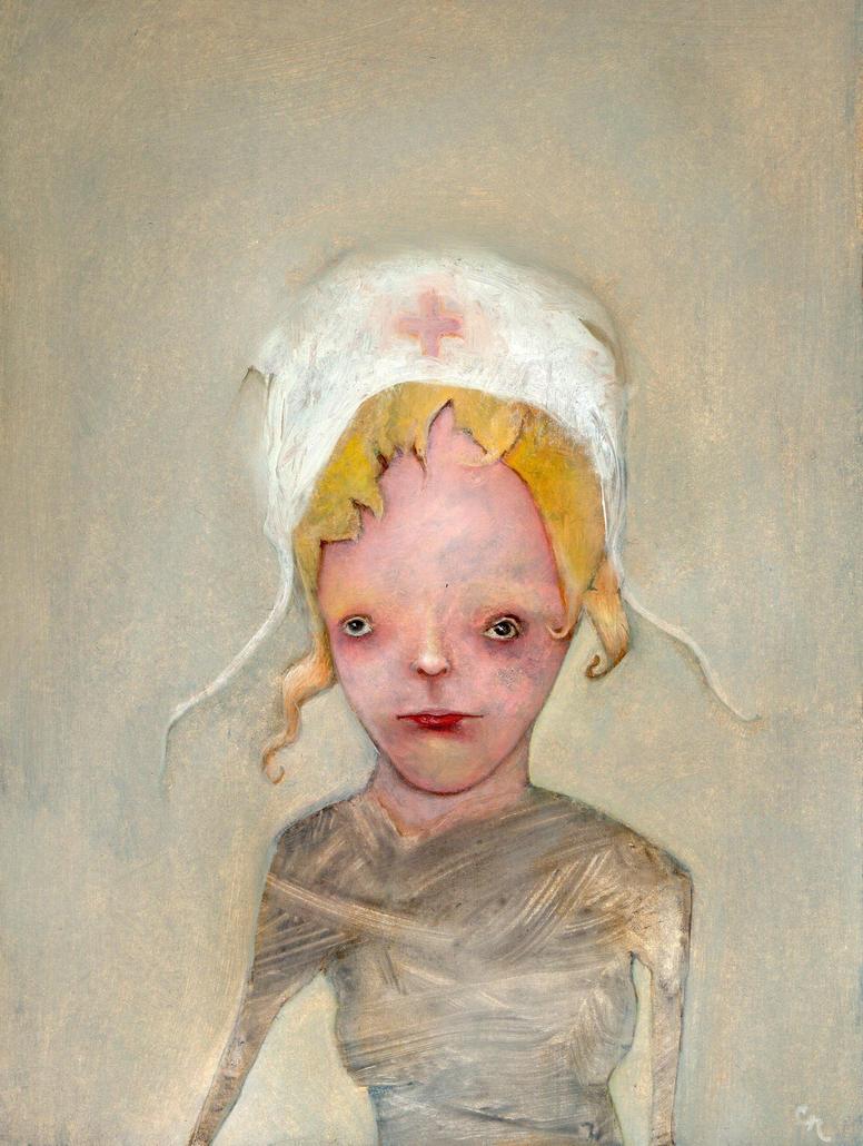 Nurse by chris10belgium