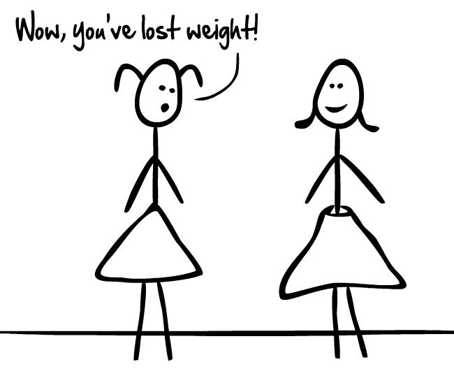 So skinny jokes you re 99+ Really