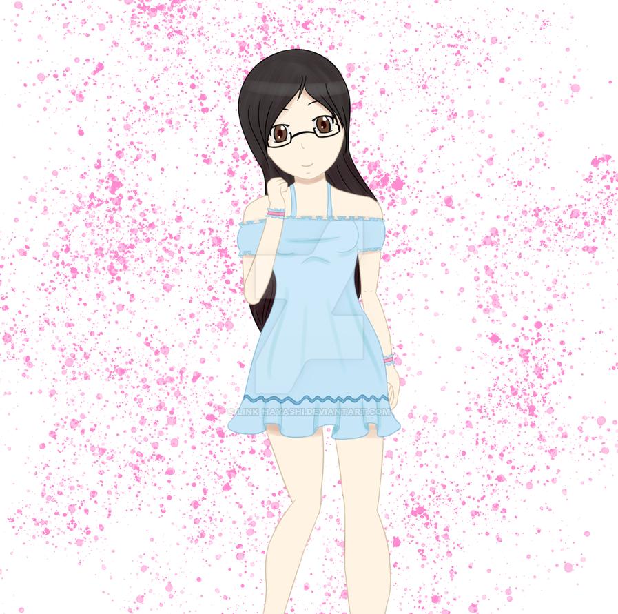 BDay Gift for Yoli by Link-Hayashi