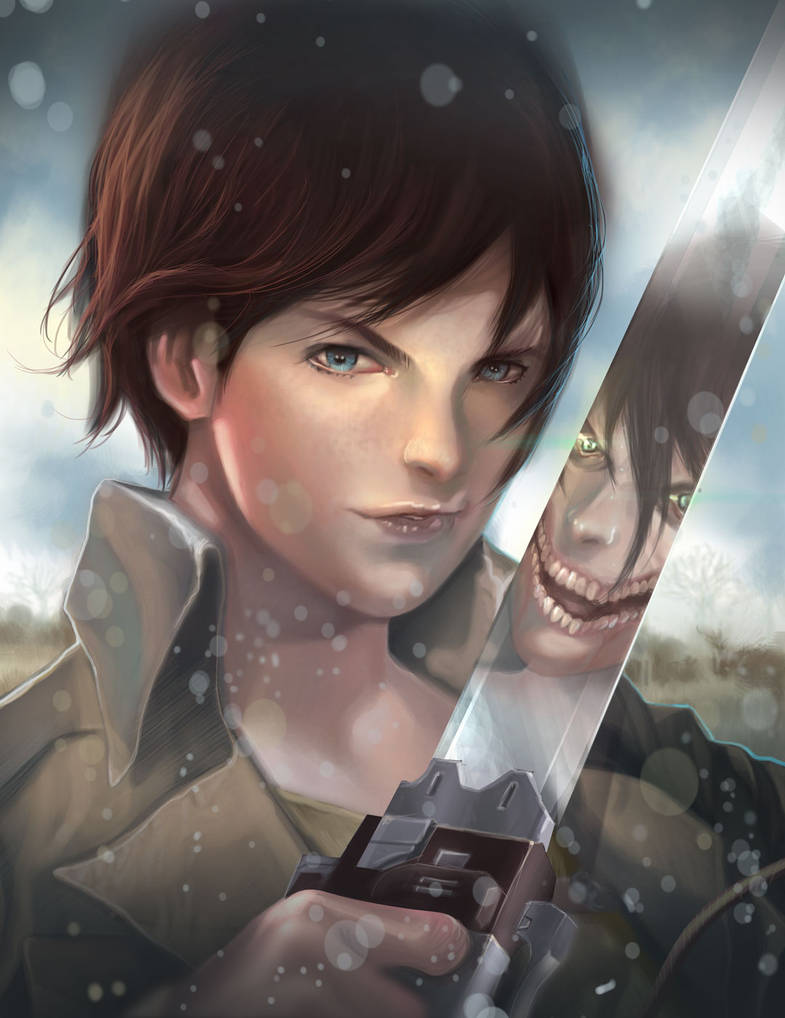 Eren Jaeger: Attack on Titan