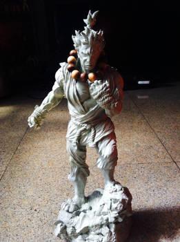 AKUMA Statue