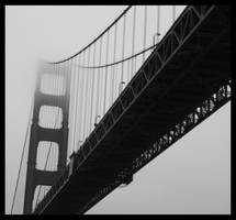 Below the Golden Gate by jeepgurl8204