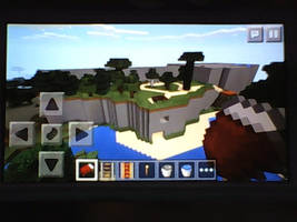 Minecraft PE - Pteranodon Terrace by Erik-the-Okapi