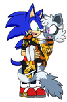 Contest Entry - Sonic and Tangle