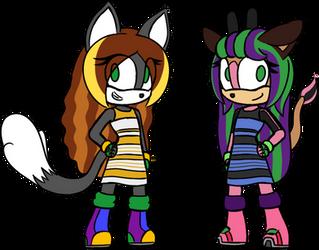 RQ: Karolyn and Kyra