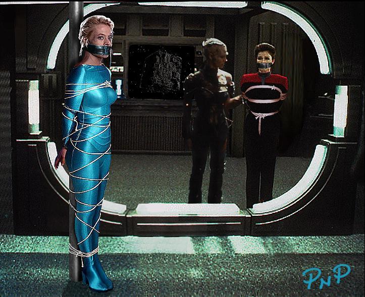 Star Trek Bondage Fakes