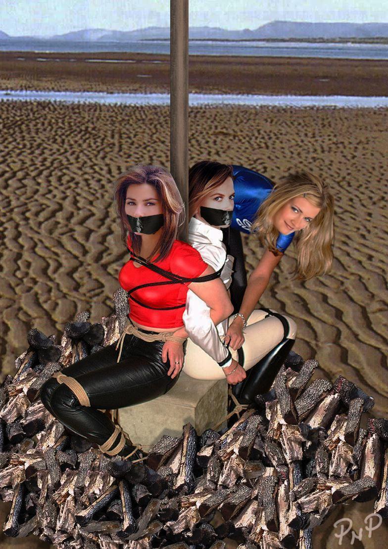 PNP Nicole Kidman and Shania Twain Bound by ArtT1000