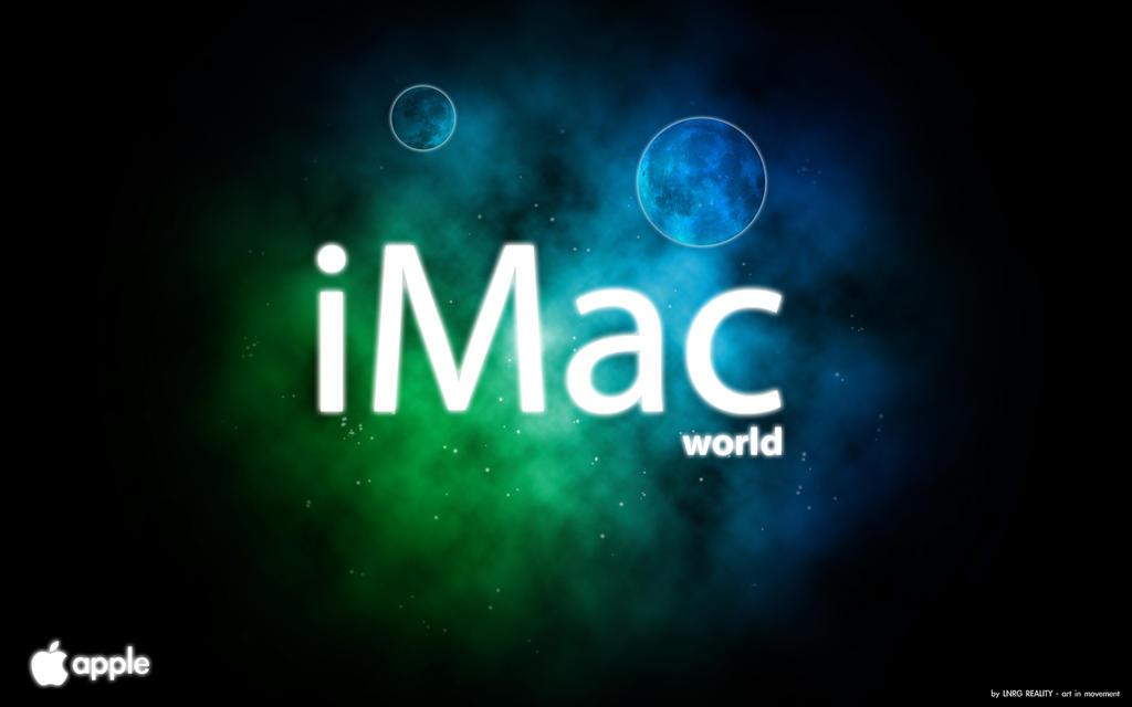 iMac World by lnrg