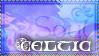 Celtic Soul Stamp by xxDark-Wolfxx