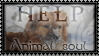 Help Animal Soul - Stamp by xxDark-Wolfxx