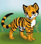 Puppy Tiger
