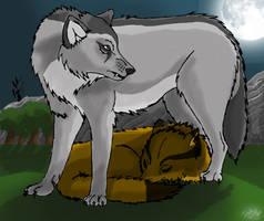 Ich hohl dich da raus by xxDark-Wolfxx