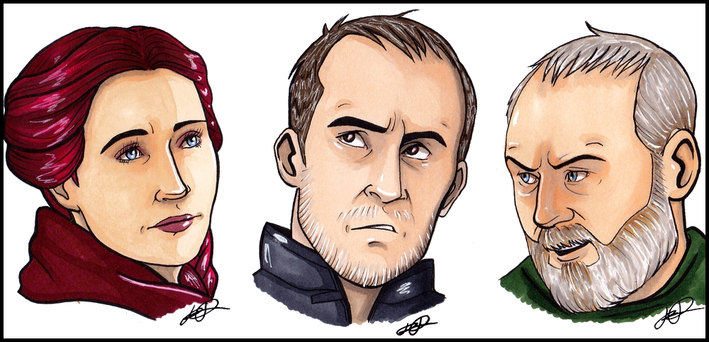 Team Dragonstone by lubyelfears