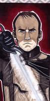 Stannis Baratheon bookmark