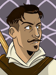 Dorian head shot