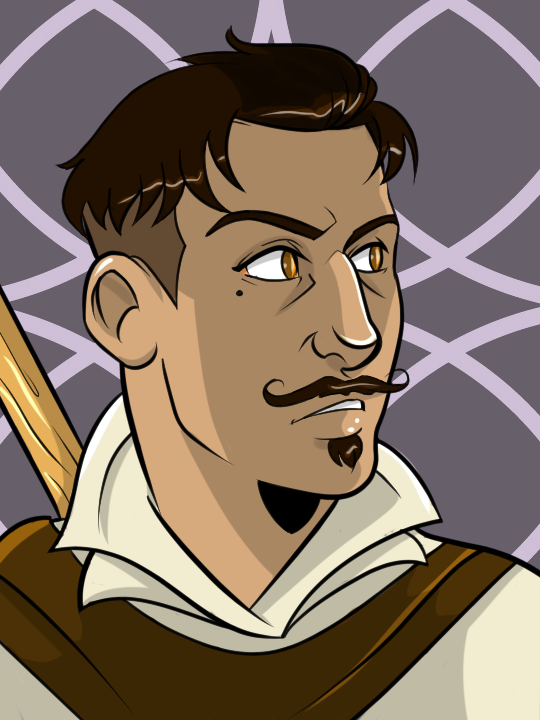 Dorian head shot by lubyelfears