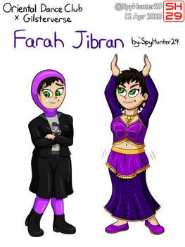 Gilsterverse Farah Jibran
