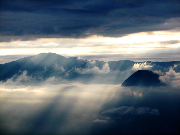 Llapo, Peru, a town in the sky by plegaria