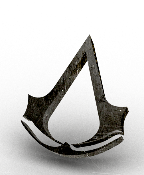 Assassin S Creed 4 Black Flag Skull Logo By Basselmazzaz On Deviantart