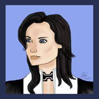 Miranda Lawson by Sparky28